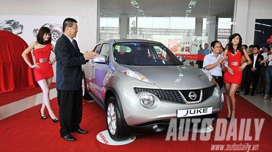 Bán xe Nissan Juke 1.6 2014 mới tại Hà Nội giá 1 Tỷ 219 Triệu-6