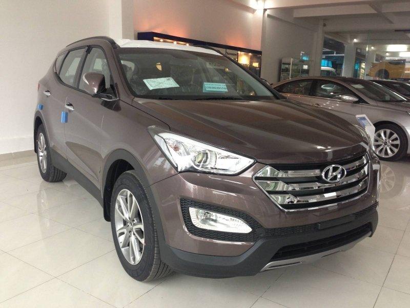 Bán xe Hyundai Santa Fe  2014 mới tại Quảng Bình giá 1 Tỷ 440 Triệu-0