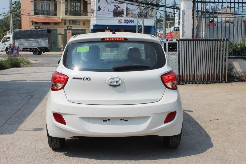 Bán xe Hyundai i10 Grand i10  2014 mới tại TP HCM giá 450 Triệu-0