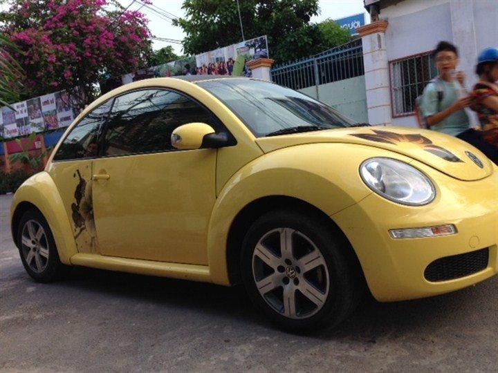 Bán xe Volkswagen Beetle  2011 cũ tại TP HCM giá 820 Triệu-6