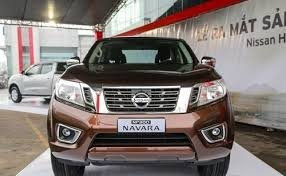 Bán ô tô Nissan Navara NP300 2.5L đời 2015, màu trắng, nhập khẩu-8