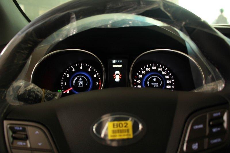 Bán xe Hyundai Santa Fe  2014 mới tại TP HCM giá 1 Tỷ 398 Triệu-11