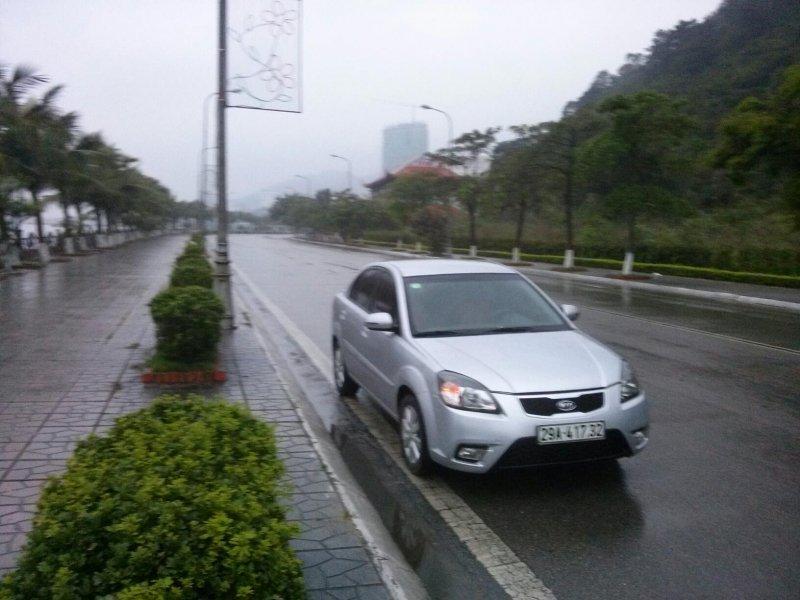Bán xe Kia Rio xe co nho 2011 cũ tại Hà Nội giá 350 Triệu-0