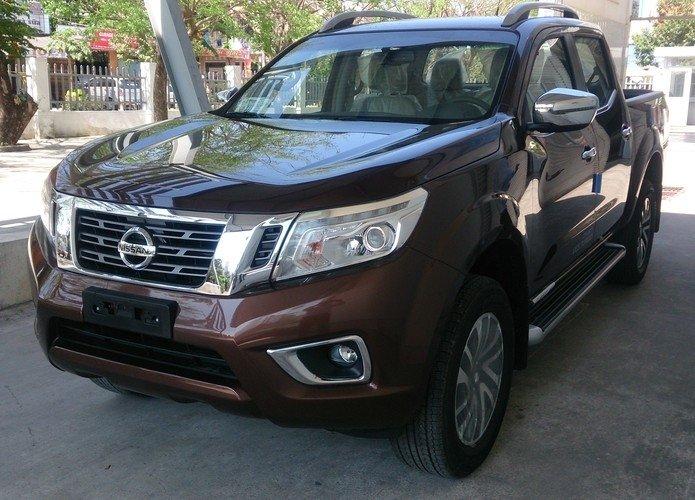 Bán xe Nissan Navara  2015 mới tại Phú Yên giá 620 Triệu-4