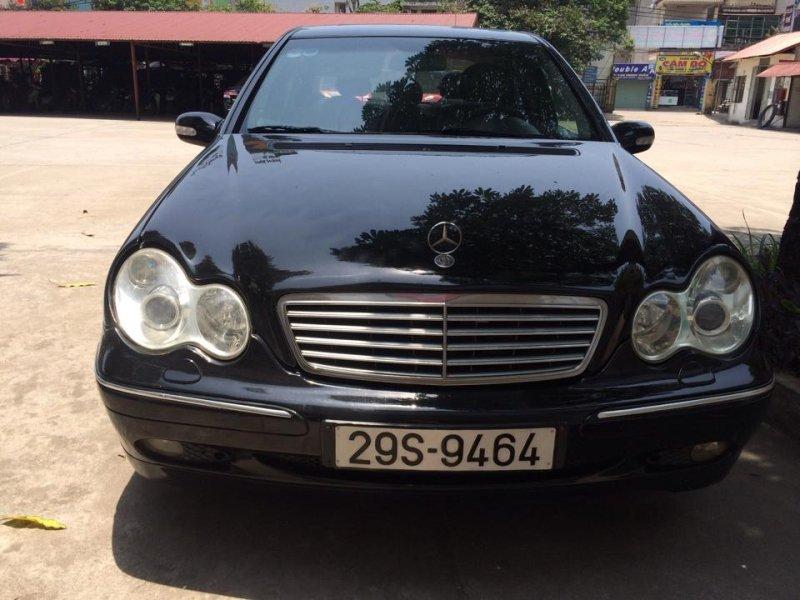 Bán xe Mercedes Benz C200  2003 cũ tại Hà Nội giá 330 Triệu-1