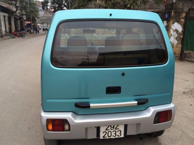 Bán xe Suzuki Wagon R+  2007 cũ tại Hà Nội giá 165 Triệu-3