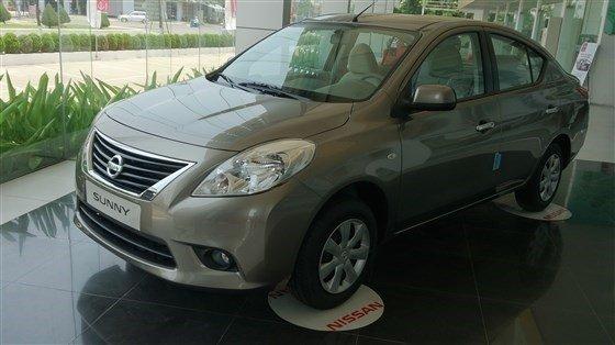 Bán xe Nissan Sunny  2015 mới tại Quảng Ngãi giá 485 Triệu-0