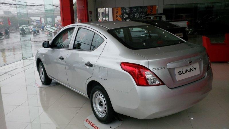 Bán xe Nissan Sunny XV 2014 mới tại Hà Nội giá 550 Triệu-0