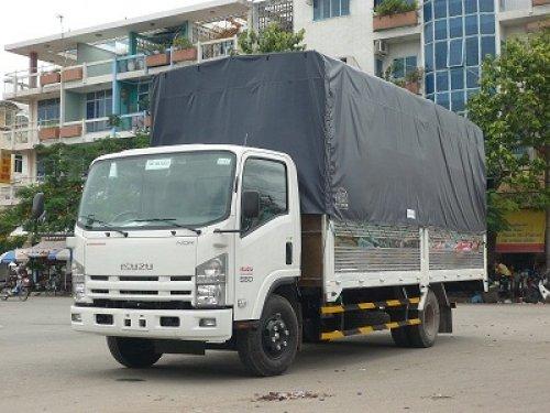 Bán xe Isuzu NQR 75L 2014 mới tại TP HCM giá 650 Triệu-0