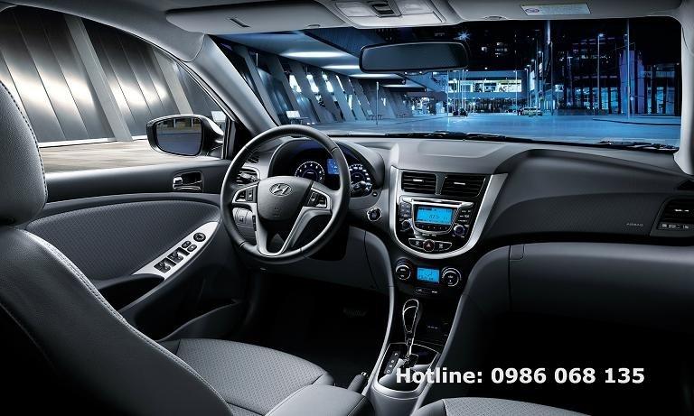 Bán xe Hyundai Accent A 2015 mới tại Hà Nội giá 558 Triệu-1