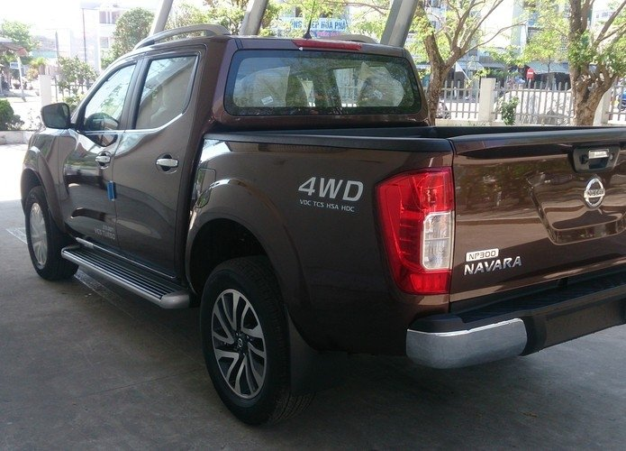 Bán xe Nissan Navara  2015 mới tại Phú Yên giá 620 Triệu-6