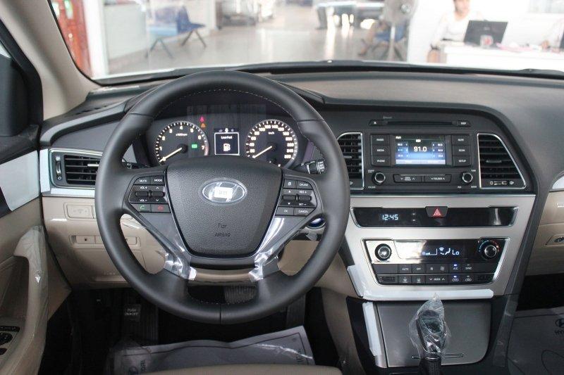 Bán xe Hyundai Sonata 2015 2015 mới tại TP HCM giá 999 Triệu-5