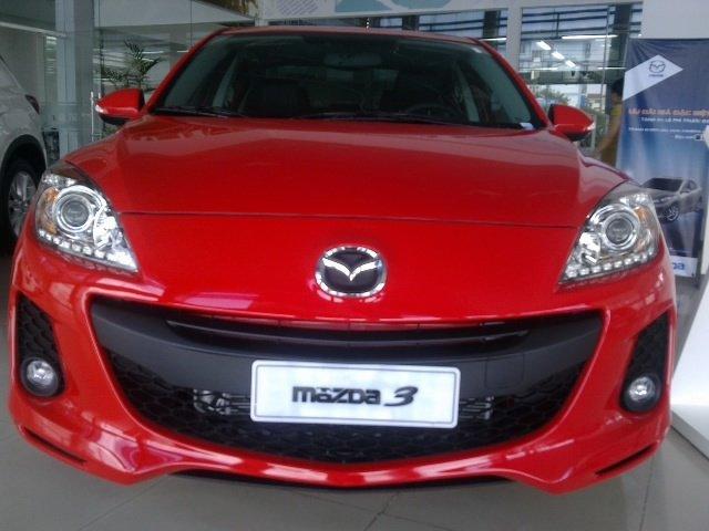 Bán xe Mazda 3 AT 1.6  2014 mới tại Hà Nội giá 694 Triệu-1