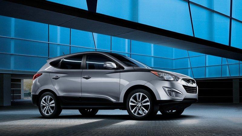Bán xe Hyundai Tucson  2014 mới tại Hà Nội giá 912 Triệu-0