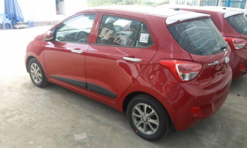 Bán xe Hyundai i10 Grand i10  2014 mới tại TP HCM giá 450 Triệu-8