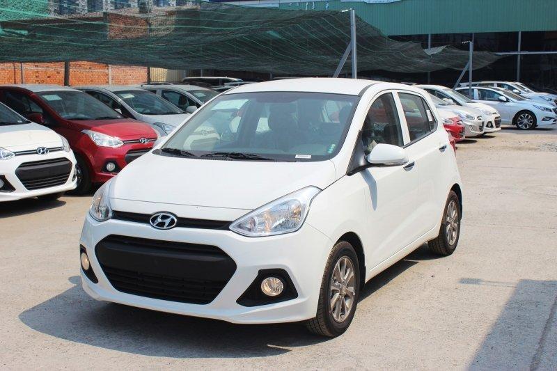Bán xe Hyundai i10 Grand i10  2014 mới tại TP HCM giá 450 Triệu-3