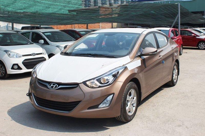 Bán xe Hyundai Elantra  2014 mới tại TP HCM giá 769 Triệu-0