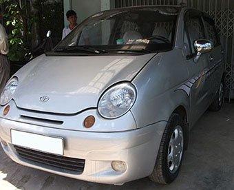 Bán xe Daewoo Matiz SE 2003 cũ tại TP HCM giá 128 Triệu-1