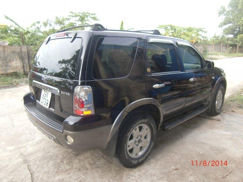 Bán xe Ford Escape 3.0V6 2005 cũ tại Hà Nội giá 398 Triệu-5