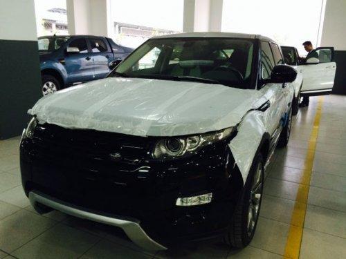 Bán xe LandRover Evoque RangeRover 2014 mới tại TP HCM giá 2 Tỷ 0 Triệu-0