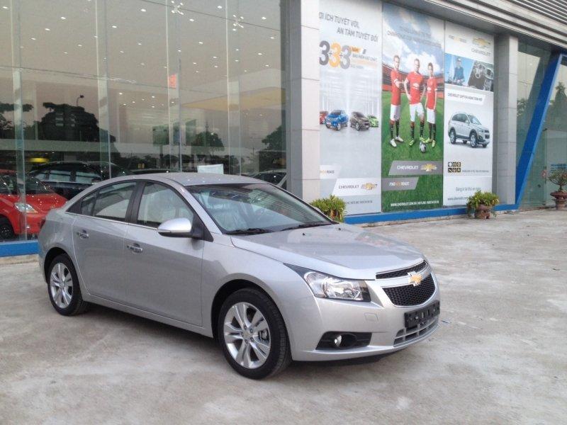 Bán xe Chevrolet Cruze  2014 mới tại Cao Bằng giá 517 Triệu-2