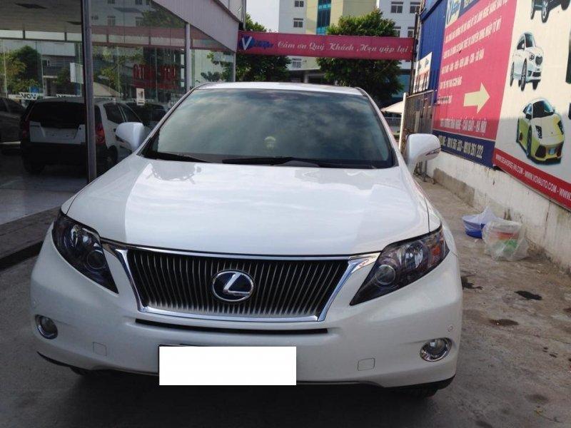 Bán xe Lexus RX 2010 cũ tại Hà Nội, giá 2 tỷ 550 Triệu-0