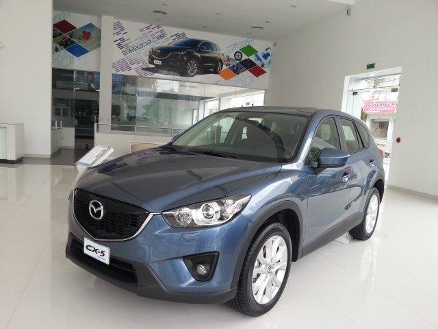 Bán xe Mazda CX 5 AT 2.0 2014 mới tại Hòa Bình giá 1 Tỷ 84 Triệu-5