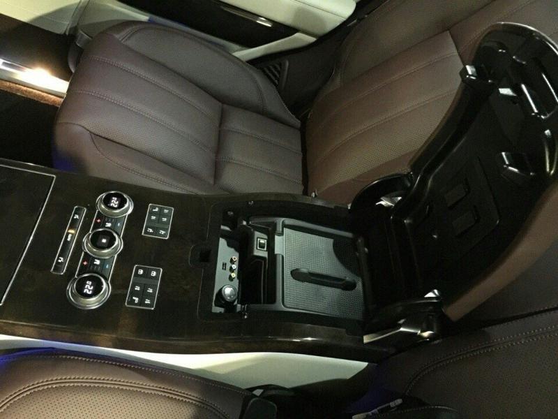 Bán xe LandRover Range rover Autobi LWB 2015 mới tại Hà Nội giá 7 Tỷ 420 Triệu-9