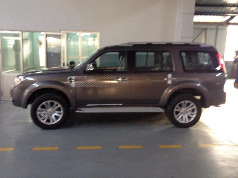 Bán xe Ford Everest  2015 mới tại Hải Phòng giá 839 Triệu-4