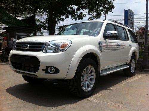 Bán xe Ford Everest 2014 2014 mới tại Hà Nội giá 774 Triệu-1