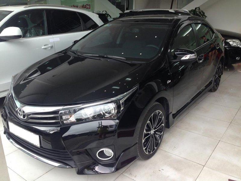 Bán xe Toyota Corolla altis 2.0 2014 cũ tại Hà Nội giá 930 Triệu-2