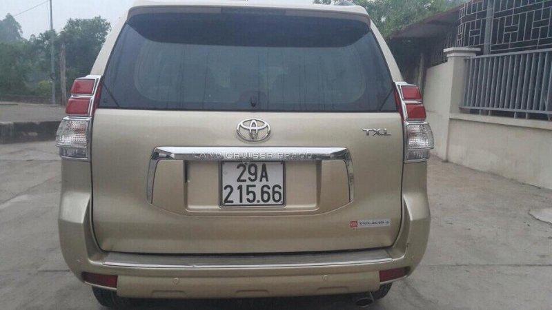 Bán xe Toyota Prado  2011 cũ tại Hà Nội giá 1 Tỷ 800 Triệu-0