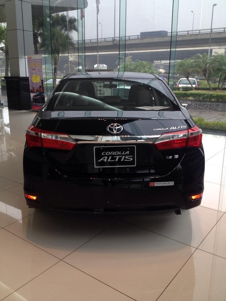 Bán xe Toyota Corolla altis 1.8 A.T 2015  tại Hà Nội giá 807 Triệu-4