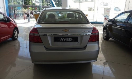 Bán xe Chevrolet Aveo MT 2014 2014 mới tại Hà Nội giá 410 Triệu-3