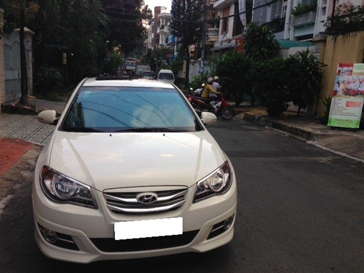 Bán xe Hyundai Avante  2013 cũ tại TP HCM giá 545 Triệu-2