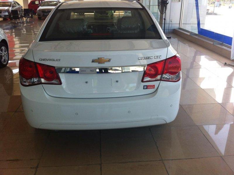 Bán xe Chevrolet Cruze 1.8 LTZ 2014 mới tại Bà Rịa Vũng Tàu giá 608 Triệu-1