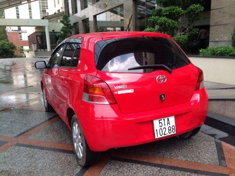 Bán xe Toyota Yaris G 2011 cũ tại TP HCM giá 579 Triệu-3