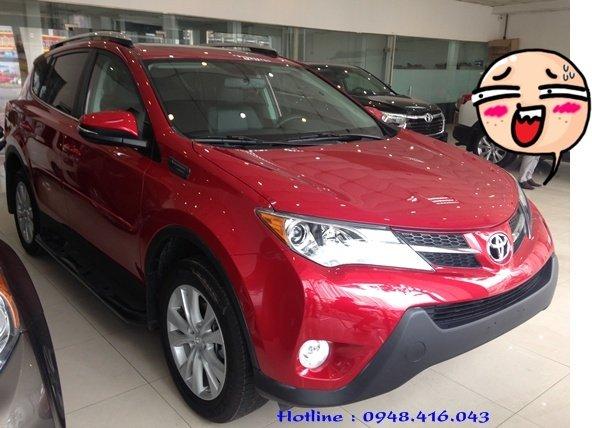 Bán xe Toyota RAV4 Limited 2015 mới tại Hà Nội giá 2 Tỷ 1 Triệu-5
