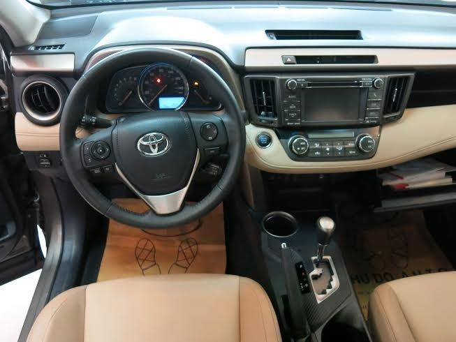Bán xe Toyota RAV4 Limited 2015 mới tại Hà Nội giá 2 Tỷ 1 Triệu-4