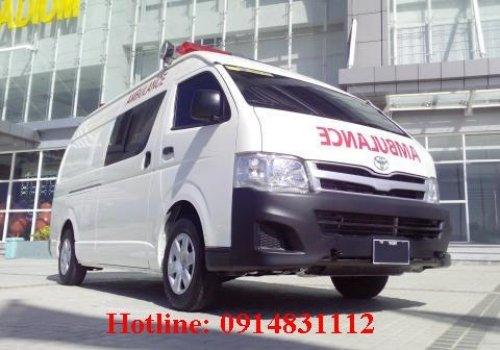 Bán xe cứu thương các loại giao ngay 2015-0