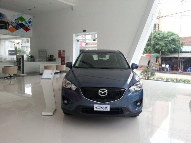 Bán xe Mazda CX 5 AT 2.0 2014 mới tại Hòa Bình giá 1 Tỷ 84 Triệu-1