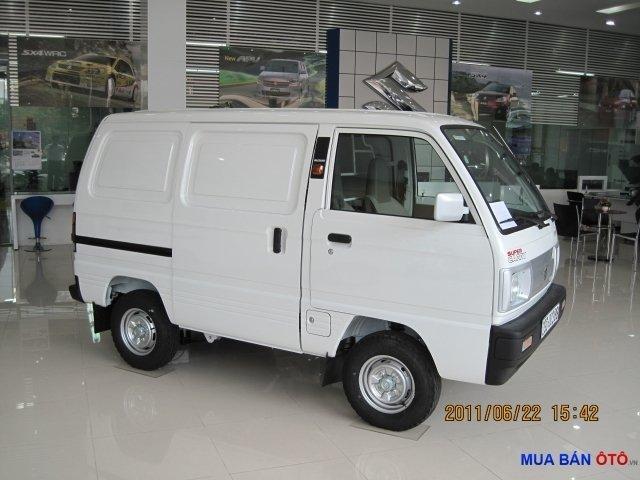 Bán xe Suzuki Super Carry Van  2014 mới tại Hà Nội giá 242 Triệu-0