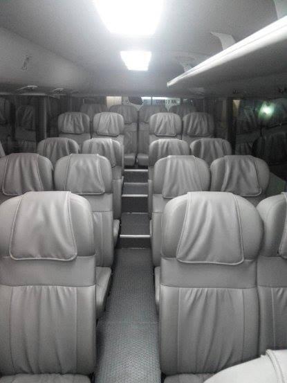 Bán xe Hyundai County limousine 2014 mới tại TP HCM giá 1 Tỷ 290 Triệu-1