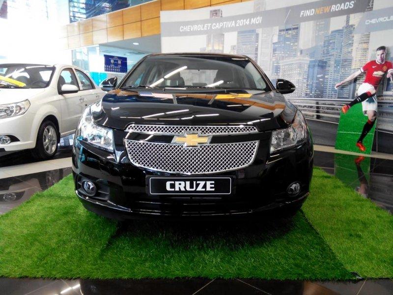 Bán xe Chevrolet Cruze LTZ 2015 mới tại TP HCM giá 622 Triệu-1