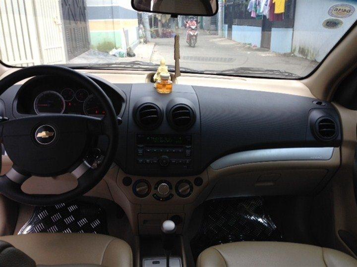 Bán xe Chevrolet Aveo LTZ 2014 cũ tại TP HCM giá 435 Triệu-4