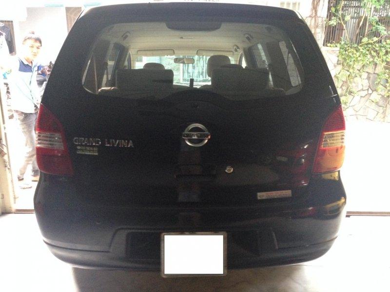 Bán xe Nissan Grand livina  2011 cũ tại TP HCM giá 450 Triệu-7