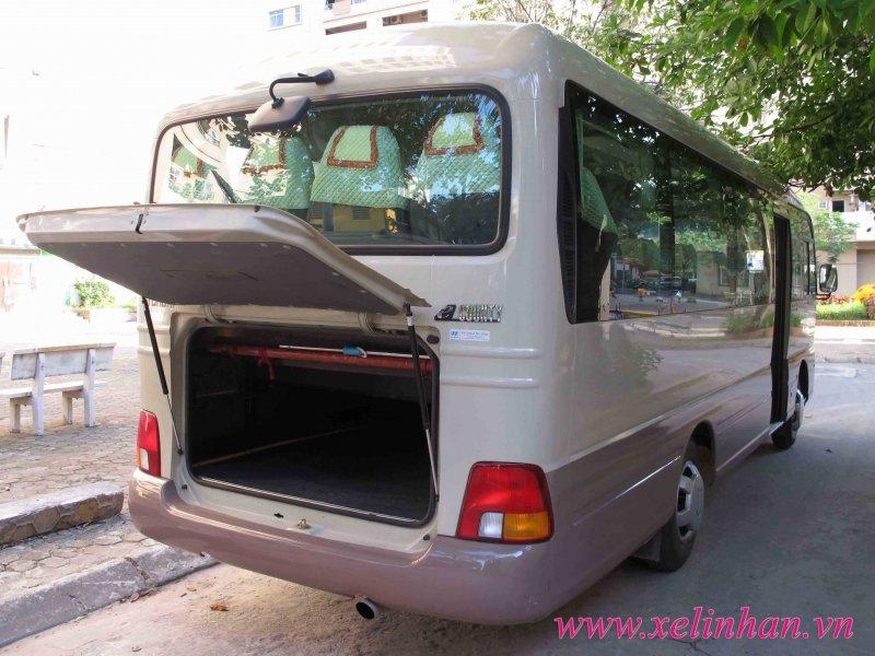 Bán xe Hyundai County  2012 cũ tại Hà Nội giá 1 Tỷ 170 Triệu-3