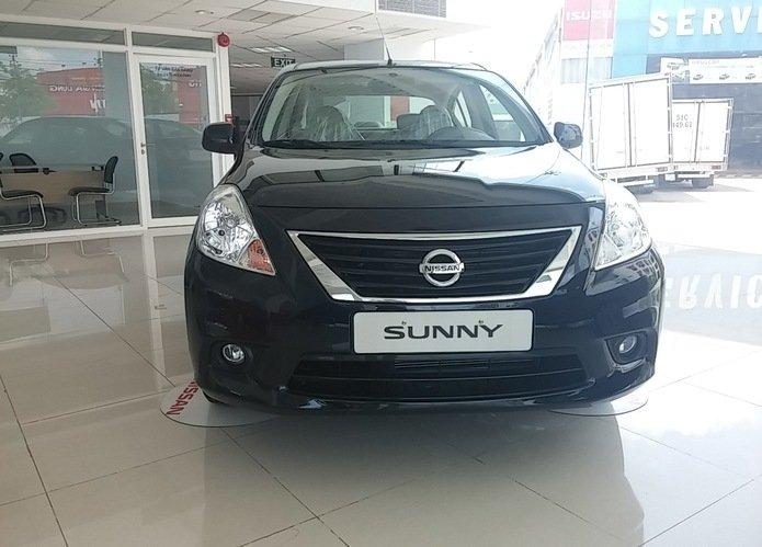 Bán xe Nissan Sunny  2015 mới tại Quảng Ngãi giá 485 Triệu-2