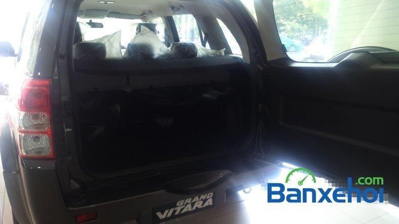 Bán Suzuki Grand vitara SUV 4WD máy xăng, nhập khẩu nguyên chiếc từ Nhật Bản 2014-5