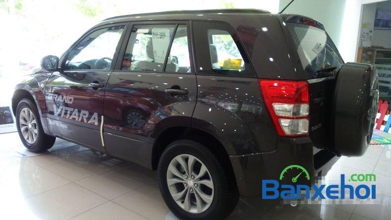 Bán Suzuki Grand vitara SUV 4WD máy xăng, nhập khẩu nguyên chiếc từ Nhật Bản 2014-1